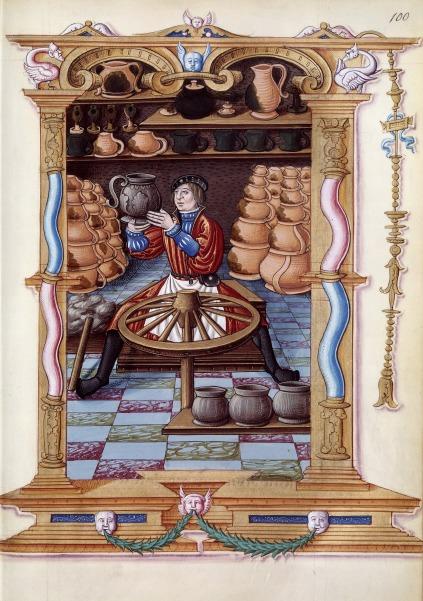 Célèbre BnF - Dossier pédagogique - L'enfance au Moyen Âge VQ03