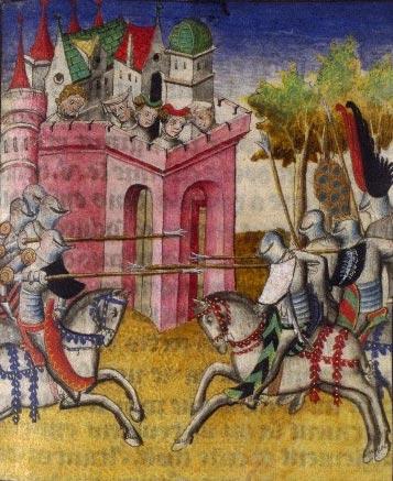 Top BnF - Dossier pédagogique - L'enfance au Moyen Âge CY63