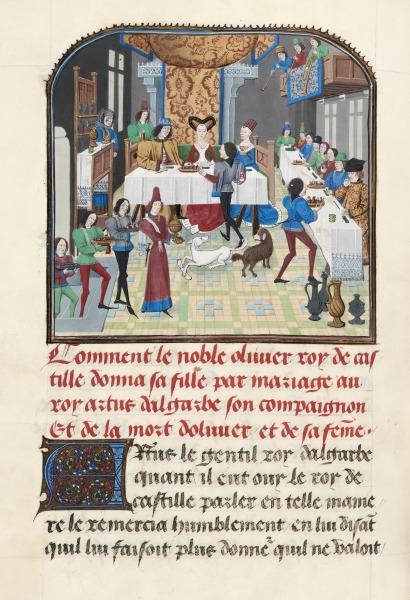 Histoire d'olivier de castille et d'artus d'algarbe