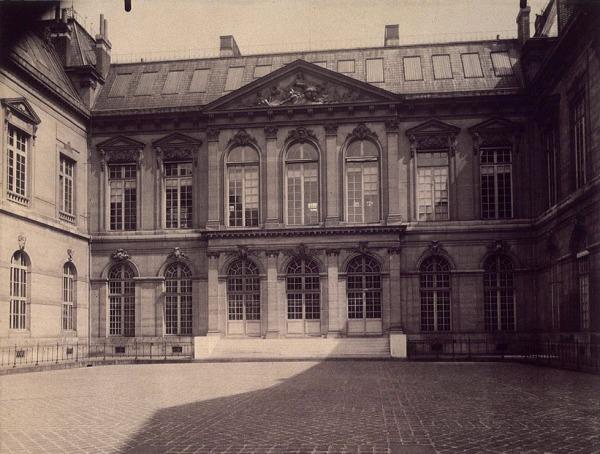 lespinasse vue du nouveau palais