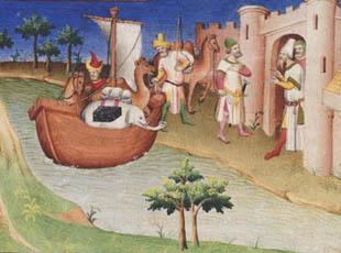 Le Commerce En Méditerranée